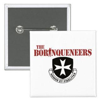 Button - Square Borinqueneers
