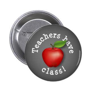Button Teachers have class Blackboard Apple