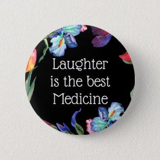 Button - The Best Medicine
