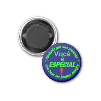 button You is special Magnet