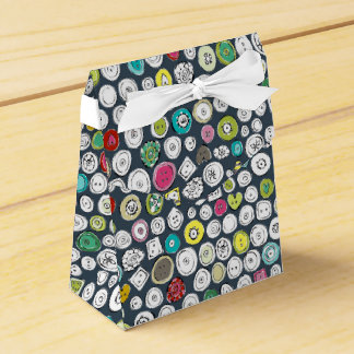 buttons and bees slate party favor box
