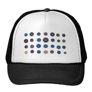 buttons trucker hats