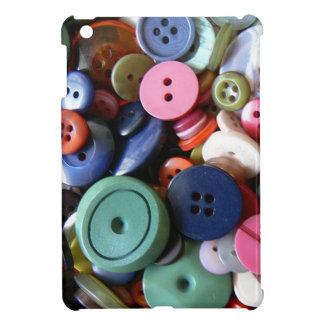Buttons iPad Mini Case