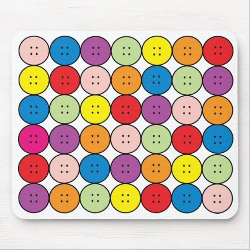 Buttons Mousepad