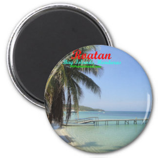 Buttons of Roatan, Bay Islands, Honduras Magnet