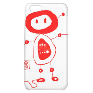 Buttons the robot iPhone 5C covers