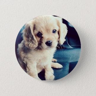 Buttonz Up! 6 Cm Round Badge