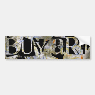 Buy Art Bumper Bumper Sticker
