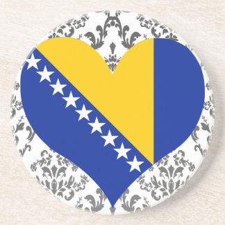 Buy Bosnia and Herzegovina Flag Coaster