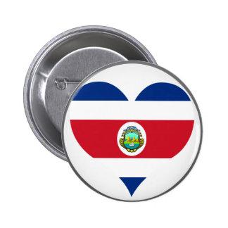 Buy Costa Rica Flag 6 Cm Round Badge