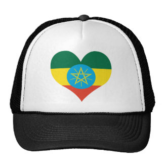 Buy Ethiopia Flag Cap