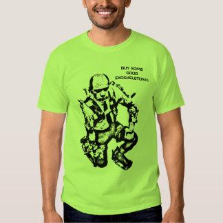 Buy Exoskeleton Tshirt