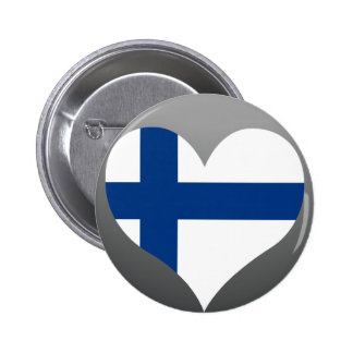 Buy Finland Flag 6 Cm Round Badge