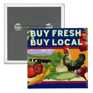 Buy Fresh Buy Local Buttons