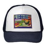 Buy Fresh, Buy Local Cap