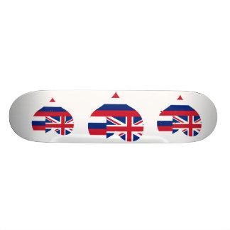 Buy Hawaii Flag Skate Board Decks