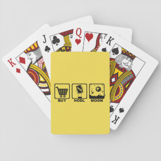 Buy Hodl Moon Playing Cards