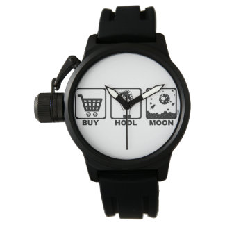 Buy Hodl Moon Watch