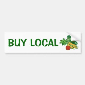 Buy Local Bumper Sticker