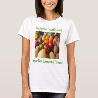 Buy Local Clothing. T-Shirt