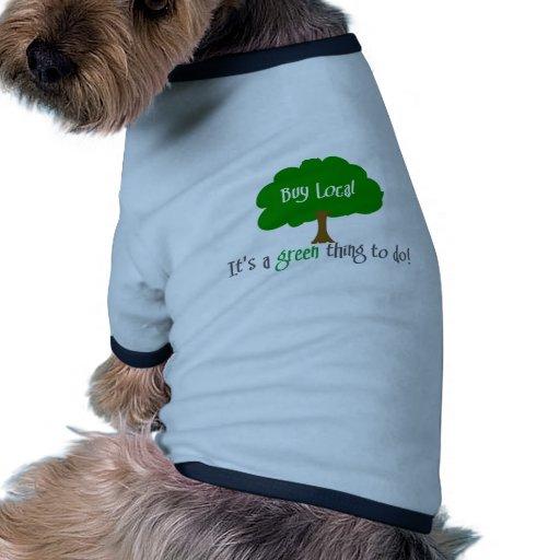 Buy Local Pet T-shirt