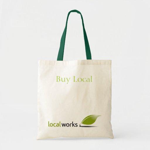 Buy Local farrowed Tote Bag