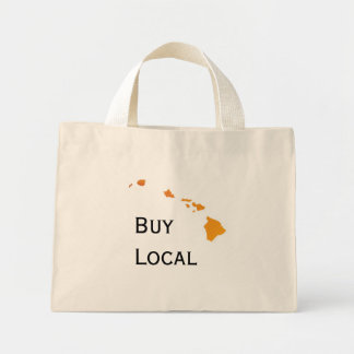 Buy Local Hawaii Mini Tote Bag