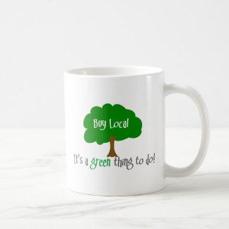 Buy Local Coffee Mugs