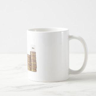 Buy low sell high coffee mug