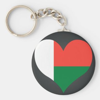 Buy Madagascar Flag Key Ring