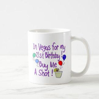 Buy Me A Shot 2 Basic White Mug