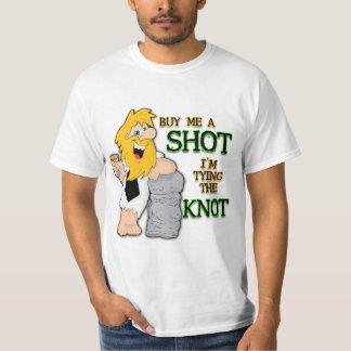 Buy Me A Shot I Am Tying The Knot T-Shirt