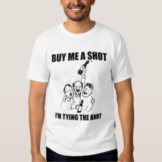 Buy Me A Shot Tees