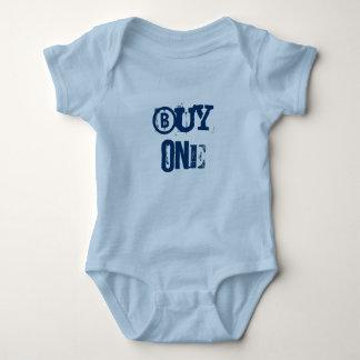 Buy One Get One Free- Twins (boys) Baby Bodysuit