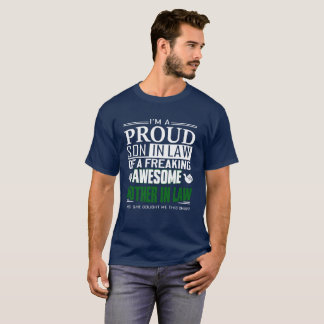 Buy Proud Son In Law Of Awesome Mom In Law T-Shirt