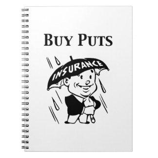 Buy Puts Notebook