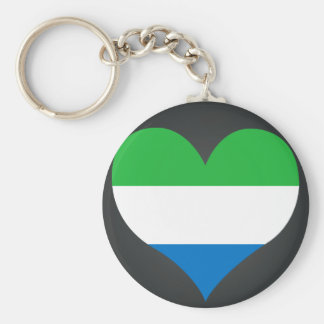 Buy Sierra Leone Flag Key Ring