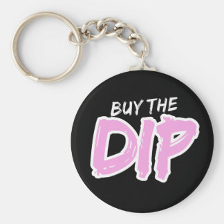 Buy the Dip Pink Print Keychain