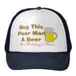 Buy This Poor Man A Beer His Wedding Is Near Cap