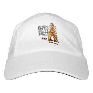 Buy time, for life hat