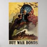 Buy War Bonds Posters