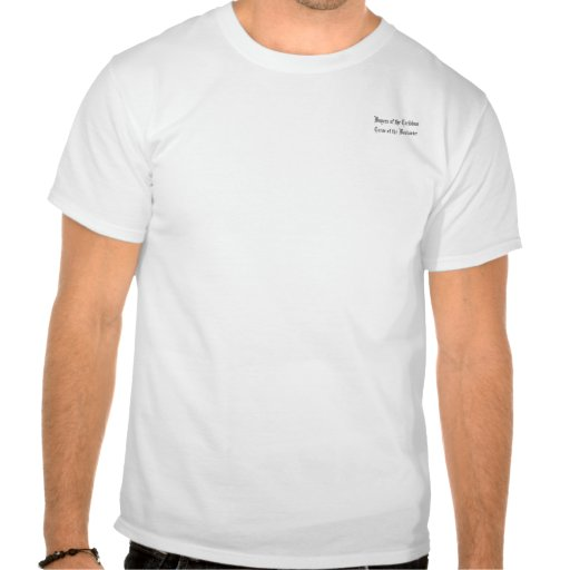 Buyers of the CaribbeanCurse of the Backorder Tshirts
