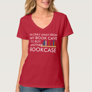 Buying Another Bookcase T-Shirt