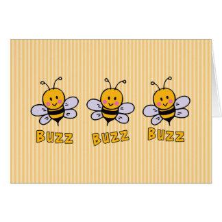 Buzz Buzz Bee Card