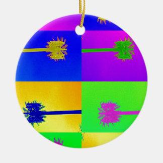 Buzz...Kona Calling Ceramic Ornament