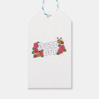 Buzz Off Gift Tags