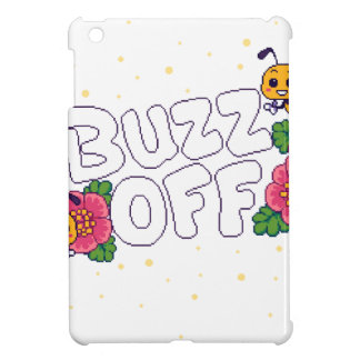 Buzz Off iPad Mini Cover