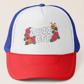 Buzz Off Trucker Hat