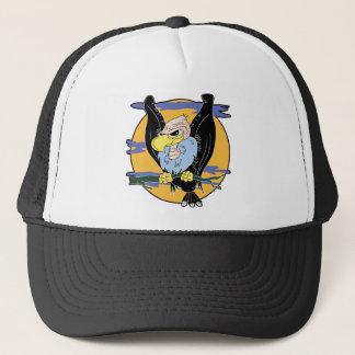 Buzzard hat