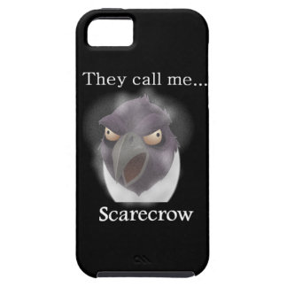 Buzzard in a Blizzard iPhone 5 Covers
